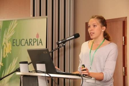 L'URP3F participe au congrès Eucarpia à Vilnius